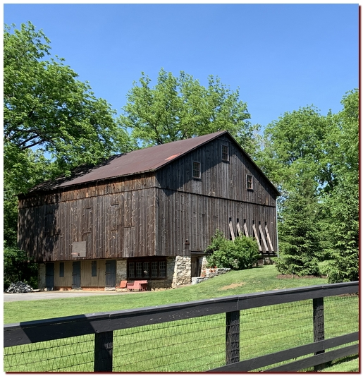 Lancaster County barn, PA  5/27/19