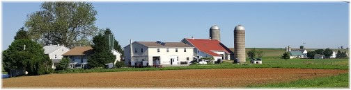 Lancaster County barn panorama 6/1/17 (click to enlarge)