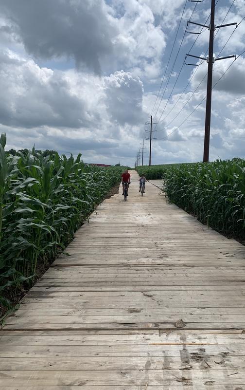 Lancaster County Boardwalk