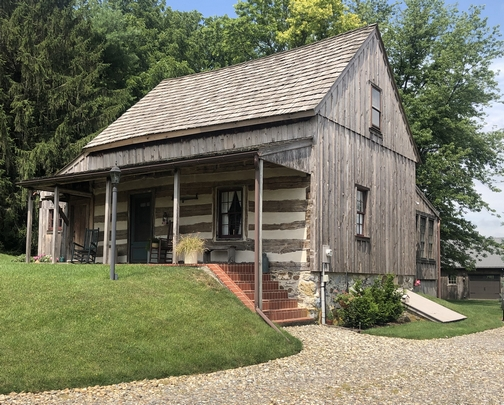 Lancaster County country home