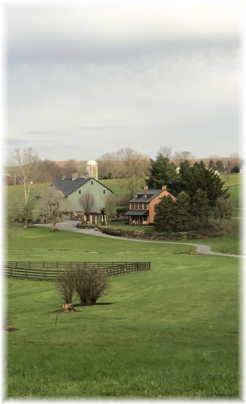 Lancaster County farm 4/24/18 (Click to enlarge)