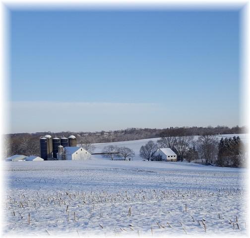 Lancaster County farm 1/6/16