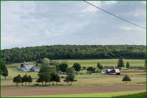 Farm view , Lancaster County, PA 5/23/19