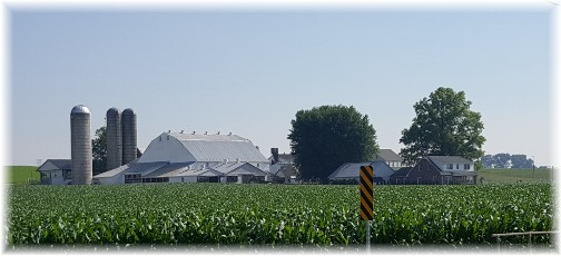 Lancaster County farm 6/22/17