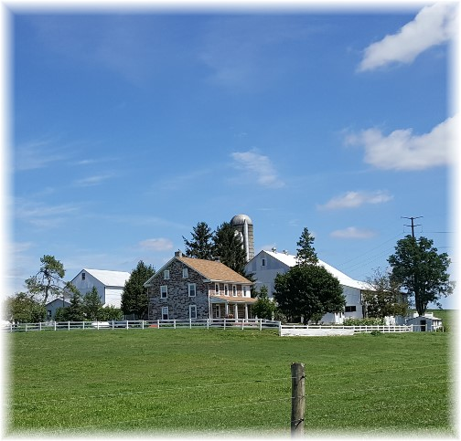 Lancaster County farm (Click to enlarge)