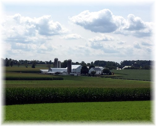 Lancaster County farm 8/27/17 (Click to enlarge)