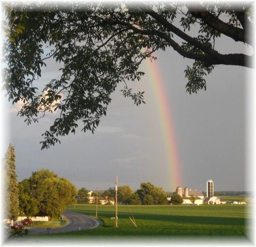Lancaster County Rainbow (Connie Pickel)