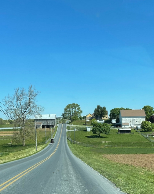 Lancaster County Road