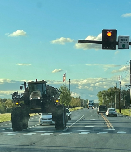 Lancaster County traffic