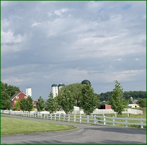 Lapp Valley Farm, Lancaster County, PA 5/23/19