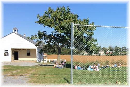 Linden Grove school lunch 9/28/17