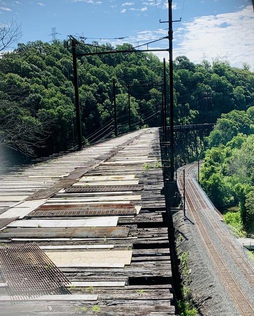 Safe Harbor trestle, Lancaster County, PA