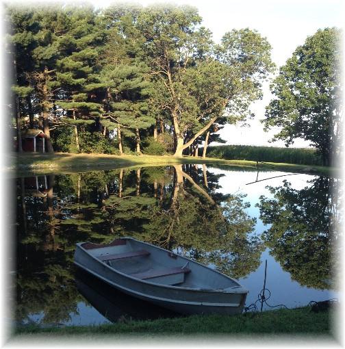 Martin farm pond 8/24/14