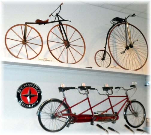 Martin's bike shop near Ephrata PA