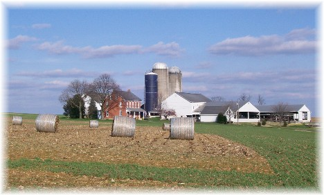 Farm near Maytown PA