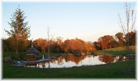 Farm pond on Meadow View Road, Lancaster PA