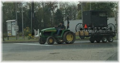 Lancaster County, PA scene 10/21/14