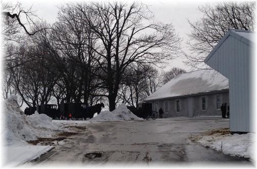 Mennonite meeting house 2/22/15