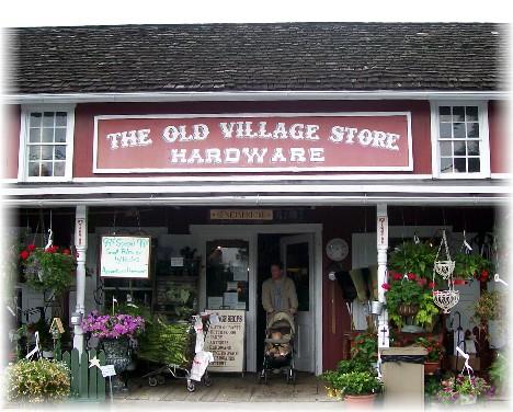 Old Village Hardware, Bird in Hand, PA