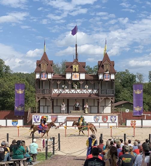Pennsylvania Renaissance Faire 9/8/19