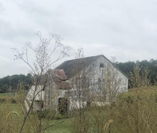 Quarryville barn 9/12/19