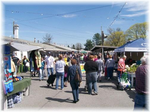 Root's Market near Manheim PA