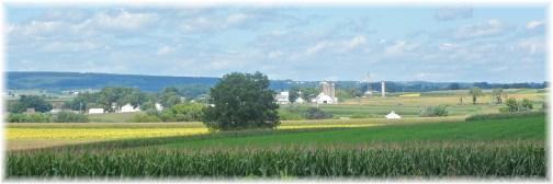 Lancaster County PA farmland 8/14/13