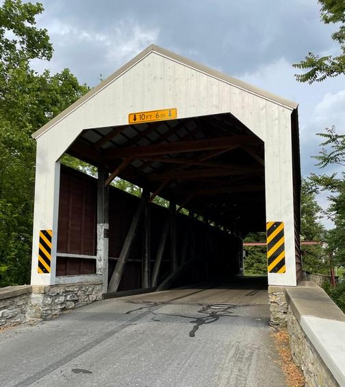 Shenk's Mill Covered Bridge