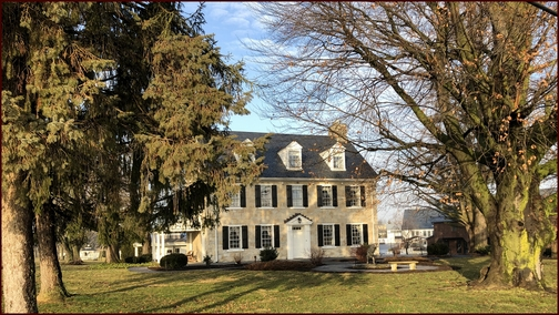 Silverstone Inn, Lancaster County, PA 2/7/19 (click to enlarge)