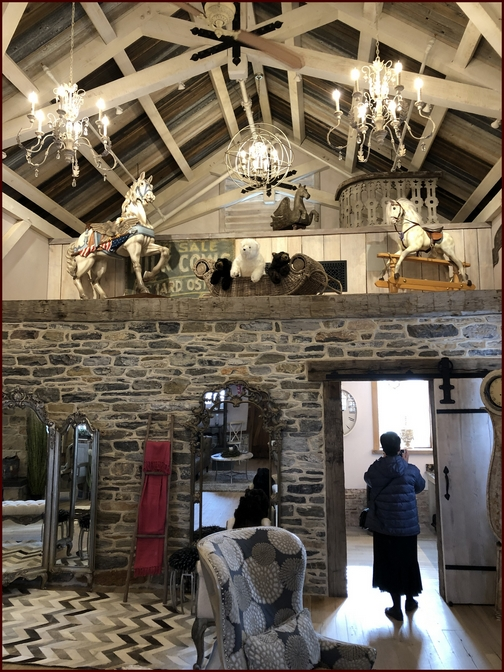 Star Barn bride's prep room 11/20/18 (Click to enlarge)