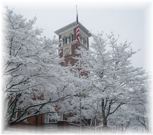 Stevens College of Technology, Lancaster, PA (Photo from their Facebook page)