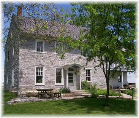 Lancaster County stone farmhouse built in 1774