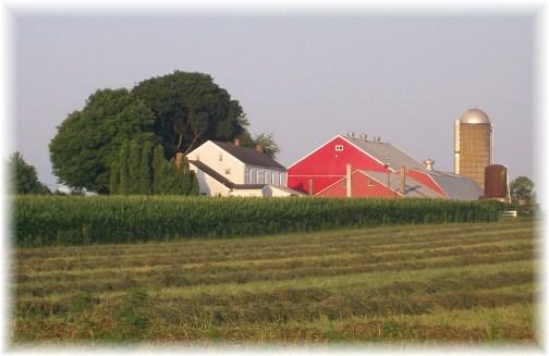 Stasburg, PA farm