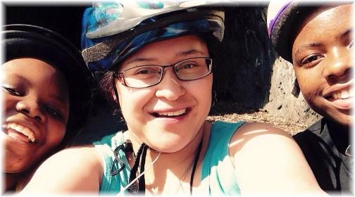 Chiques bike trail 4/12/15