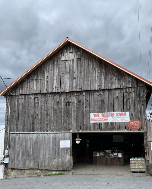 Tomato Barn, Washington Boro, PA 6/14/19