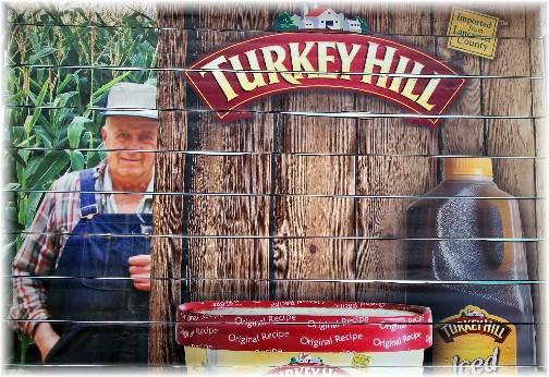 Turkey Hill truck
