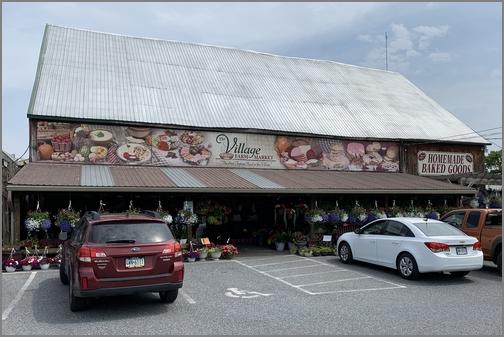Village Farm Market, Lancaster County, PA 5/23/19