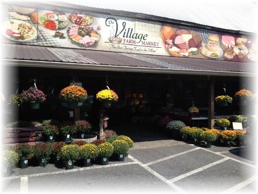 Village Farm Market 9/9/15