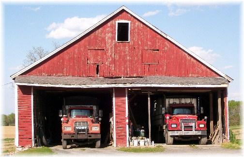 Vogt farm trucks