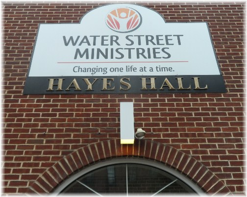 Water Street Rescue Mission