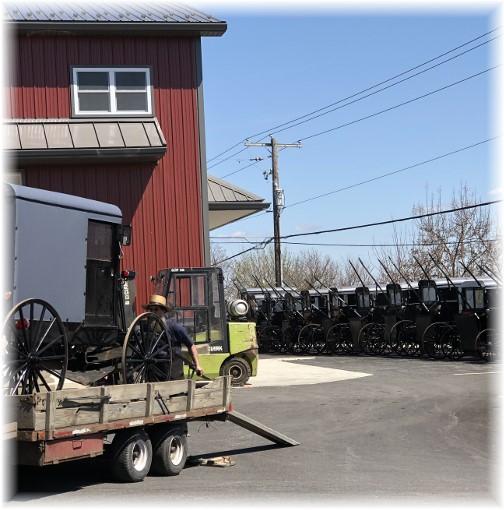 Weavertown Coach Shop, Lancaster County, PA 4/26/18