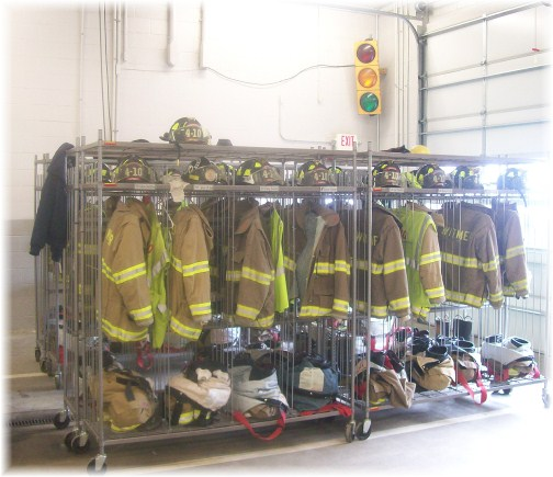 Witmer Fire Department uniforms