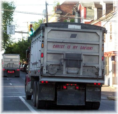 Witness truck