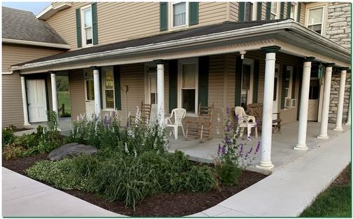 Wraparound porch 6/11/19