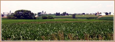 Route 322 farmview