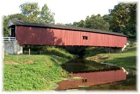 Lancaster County Covered Bridge