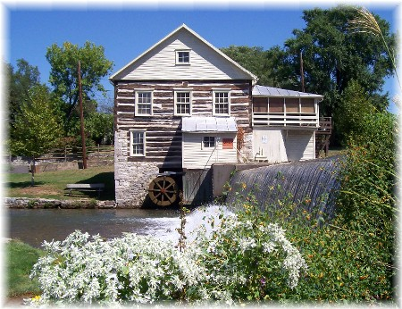 Laughlin Mill, Cumberland County PA