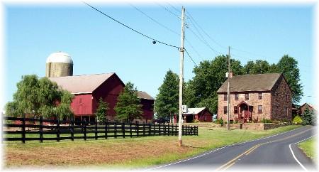Lebanon County PA farm