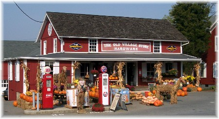 Old Village Store in Bird In Hand, PA