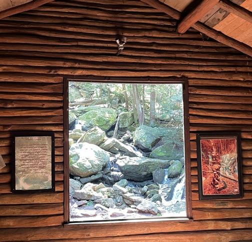 Bordner Cabin, Swatara State Park